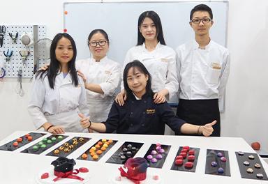巧克力技术培训