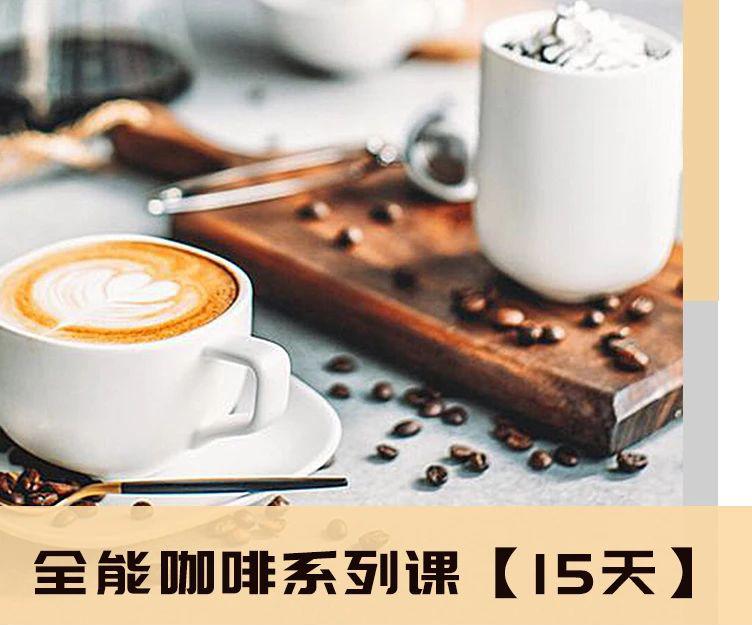 MissBake | 全能咖啡系列课【12天】