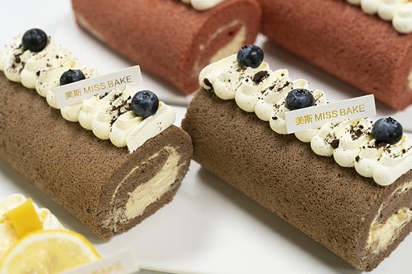美斯烘焙教你做黑糖巧克力蛋糕