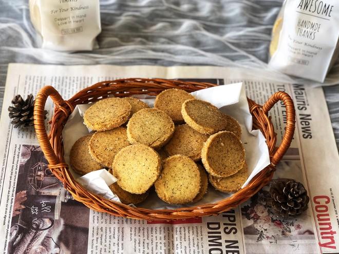 深圳烘焙培训教你做红茶沙布蕾曲奇