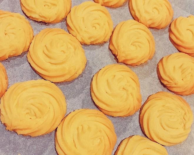 深圳烘焙培训教你做奶香曲奇饼干
