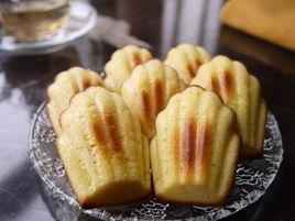 深圳烘焙培训教你做玛德琳蛋糕