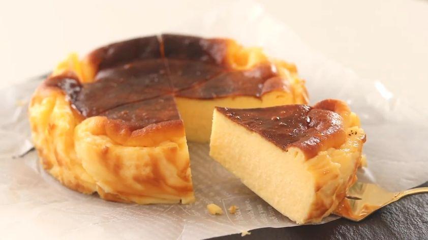深圳烘焙培训教你做巴斯克乳酪蛋糕
