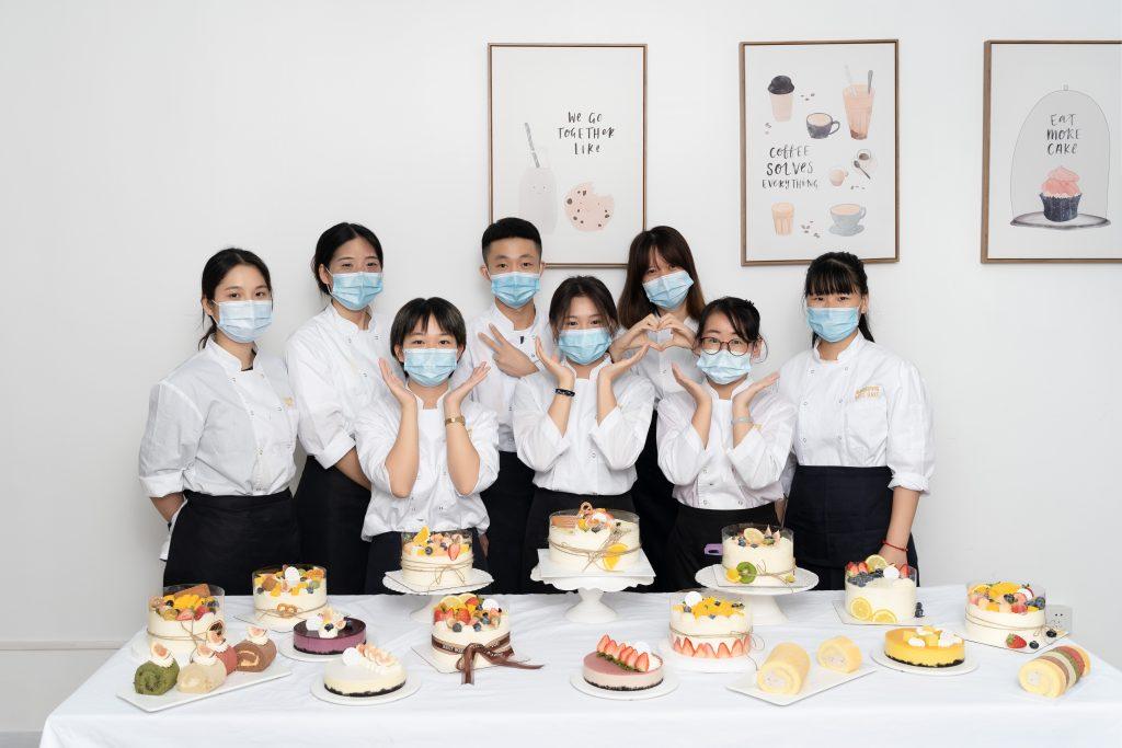 深圳烘焙西点蛋糕培训哪里学比较好?