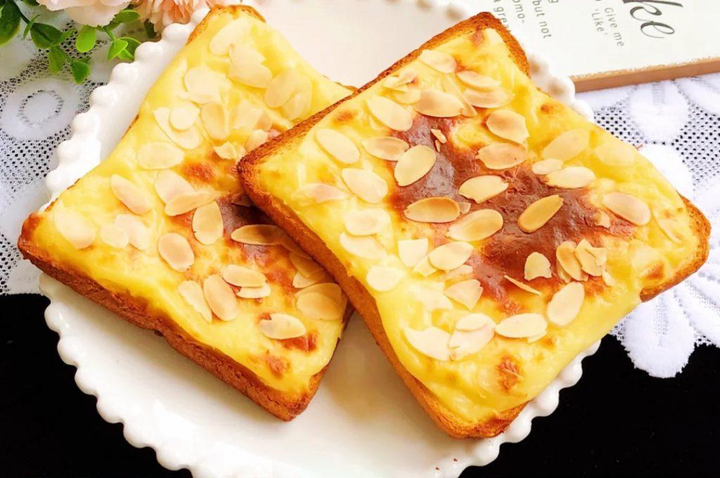 美斯烘焙熔岩乳酪吐司配方